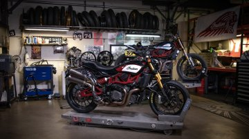 Indian Motorcycle unveils race-inspired accessories for FTR 1200 range