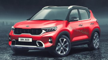Upcoming Kia Sonet Officially Makes An Entry On Kia India's Website