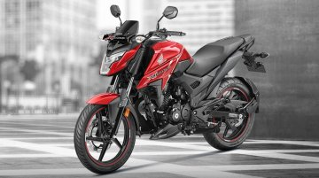 2020 Honda X-Blade BS6 - Image Gallery