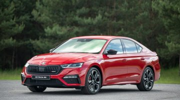 All-new Skoda Octavia RS Revealed In Petrol And Diesel Guise