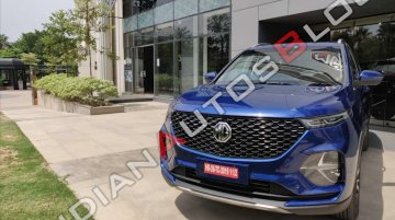 Six-seater MG Hector Plus prices increased by up to INR 46,000