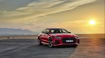 2020 Audi RS7 Sportback launched in India, costs INR 1.94 crore
