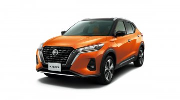 All-New Nissan Kicks e-Power Goes On Sale In Japan; Gets An Electric-Petrol Hybrid Powertrain