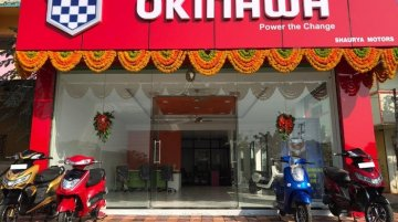 Okinawa doorstep delivery starts in Bengaluru amidst Covid-19 pandemic
