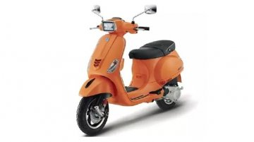 Vespa SXL 125 BS6 launched, priced at INR 1.13 lakh - IAB Report