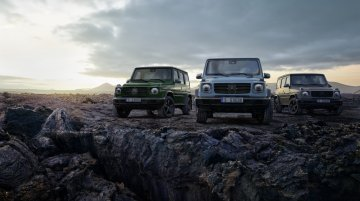 2021 Mercedes-Benz G-Class Gets Exterior And Interior Upgrades In Europe