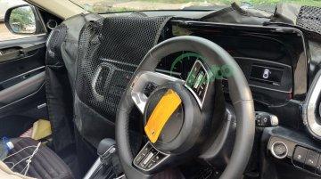 Kia Sonet Interior Spied, Reveals More Detail Of The Inside