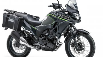 INR 3.48 lakh 2020 Kawasaki Versys-X 250 launched in Indonesia