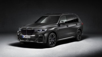 Limited To Just 500 Units Worldwide, BMW X7 Dark Shadow Edition Launched