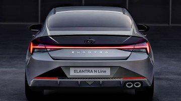 Hyundai Releases Official Renderings Of 2021 Hyundai Elantra N-Line