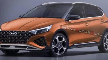 Upcoming All-New Hyundai Active i20 Rendered, Gets Refreshed Styling