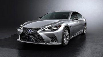 Lexus Premieres Its Updated LS With Improved Styling And New Tech