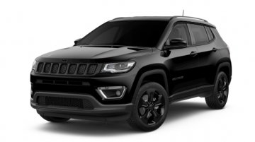 Jeep Compass Night Eagle Limited Edition Launched in India at INR 20.14 Lakh