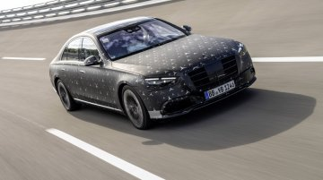 Next-Gen Mercedes-Benz S-Class Gets Better Safety & More Agility