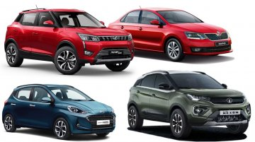 Most Affordable Turbo-Petrol Cars That You Can Buy Under INR 10 Lakh in India