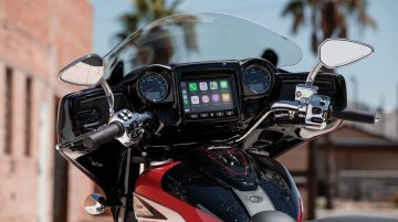 Select Indian Motorcycle bikes to get Apple CarPlay integration