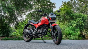Hero Xtreme 160R - Image Gallery