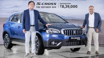 Maruti Suzuki Launches S-Cross Petrol in India Starting at INR 8.39 Lakh