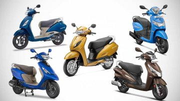 Top 5 Scooters You Can Buy in India Under INR 70,000: Honda, Hero, TVS and More