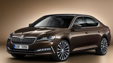 Skoda Superb To Receive A Host Of New Features For 2021 Model Year