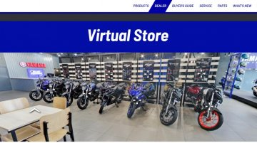 Yamaha introduces online sales in India via its new Virtual Store