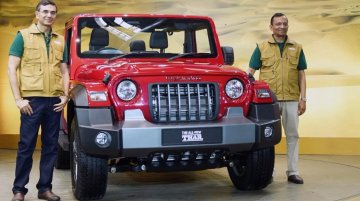 All-New 2020 Mahindra Thar Unveiled, Launch Scheduled For October 2