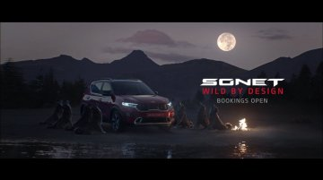 Kia Sonet TVC Highlights Some Of Its Important Features