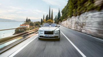 Limited edition Rolls-Royce Dawn Silver Bullet first official images released