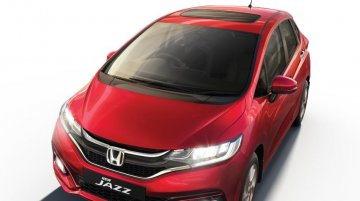 2020 Honda Jazz BS6 with segment-first features & new variant launched