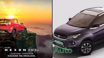 New Tata Nexon XM(S) launches today, to get electric sunroof & no DCT?