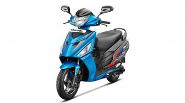 BS6 Hero Maestro 110 (Honda Activa 6G rival) - Price & variant details here