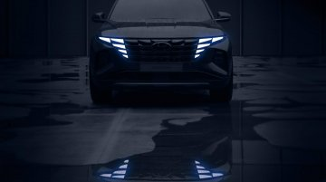 All-new Hyundai Tucson with impressive & futuristic design revealed