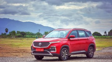 MG Hector Special Anniversary Edition launched with these added features