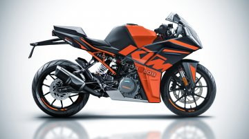 Here's how the 2021 KTM RC 390 could look like - IAB Rendering