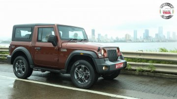 Mahindra Thar Prices Set To Increase By 1.9%; First Price Hike Since Launch