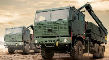 Royal Thai Army to Purchase 600 Tata Motors LPTA Military Trucks