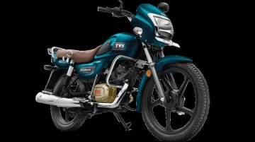 TVS Radeon crosses 3 lakh sales milestone, gets 2 new colour options