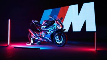 Track-focussed BMW M 1000 RR based on the S 1000 RR revealed