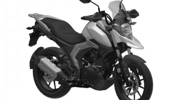 Is this the mini Suzuki V-Strom that we have been waiting for?