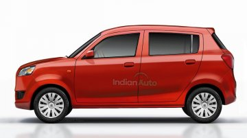Next-Gen Maruti Alto Rendered: Here's How the Best-Selling Hatchback Could Look Like