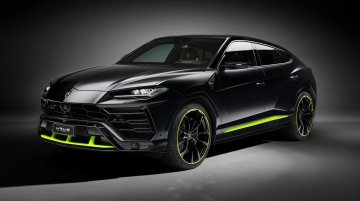 2021 Lamborghini Urus Graphite Capsule offers matte colours with neon accents