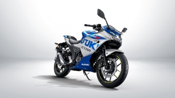 Suzuki Gixxer SF 250 now available in a new dual-tone colour option