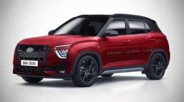 This is How Performance-Oriented Hyundai Creta N-Line Could Look Like