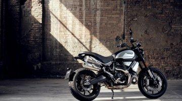 Ducati Scrambler 1100 Dark PRO revealed, India launch likely