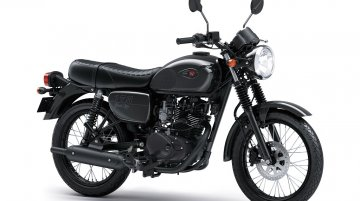 Retro-styled Kawasaki W175 India launch scheduled for 2021 - Report