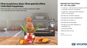 Hyundai announces new 9-day Car Care Camp starting from 14 Oct