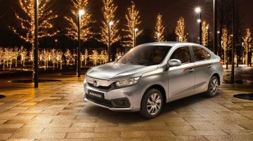 Honda Amaze Special Edition launched, gets few added features