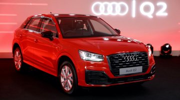 Audi Q2 launched in India, prices start from INR 34.99 lakh