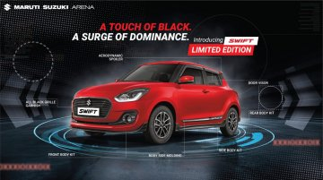 Maruti Swift - Image Gallery