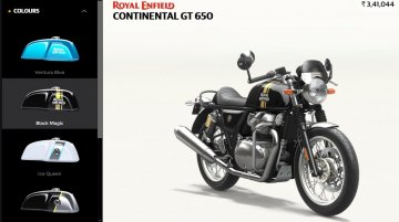 Royal Enfield Continental GT 650 - Image Gallery
